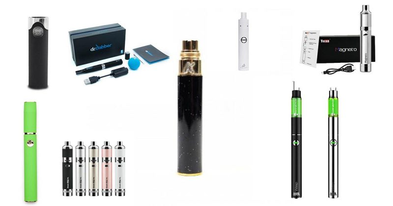 The 10 Best Dab Pens Available on the Market 2019